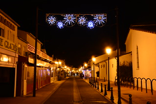 Saintes-Maries-de-la-Mer, illuminations 2014