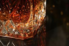 Corner - Macro Mondays (Crisp-13) Tags: corner macromondays macro mondays glass decanter jack daniels bokeh crystal