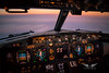 B737NG Cockpit Sunset (gc232) Tags: samyang canon 6 6d live from flight deck golfcharlie232 sunset sunrise sun light cockpit wide angle jumpseat airline pilots flightdeck aerial fly flying avgeek aviation jet airplane plane aircraft airliner airlinersnet boeing b737 b737ng b737700 b737800 b737900 737 737ng 737800 737700 737900 instruments low overhead pane 20mm f18