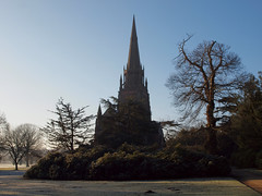 2016_12_0622 (petermit2) Tags: chapelofstmarythevirgin stmarythevirgin saintmary church chapel clumberpark clumber sherwoodforest sherwood nottinghamshire nationaltrust nt