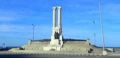 Monument to the Victims of the USS Maine (jmaxtours) Tags: monumenttothevictimsoftheussmaine malecón themalecón ussmaine ussmainemonument havana havanacuba cuba habana habanacuba monument builtin1925 monumentoalasvíctimasdelmaine