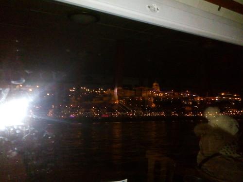 Noite em Budapeste