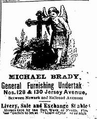 Micheal Brady General Furnishing Undertaking (Laura Gonzalez/ PBNPhotography) Tags: general furnishing undertaking jerseycity hudsoncounty newjersey jchistory history