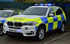 North Wales Police | BMW X5 | Roads Policing Unit | CX16 TKZ (Chris' 999 Pics) Tags: north wales police nwp bmw x5 5 series 330d 3 rpu roads policing unit traffic car arv armed response vehicle firearms weapons welsh base 999 112 emergency law enforcement crime criminal prevention cx16tkz