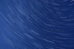7,29e-5 rad.s-1 (Benoit Porteboeuf) Tags: sky star rotation ciel étoiles