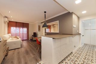 Cocina abierta al salón - Ramon Rocaful
