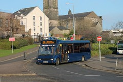 Wilson's Buses - W311 DWX (MSE062) Tags: wilsons coaches bus optare solo greenock glasgow scotland single decker w311 dwx w311dwx first manchester west yorkshire rider stagecoach merseyside south lancashire 50280 47742