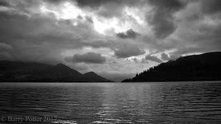 Early morning on Bassenthwaite Lake