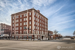 Henderson - Hotel Soaper Building (AP Imagery) Tags: building architecture hotel thomas kentucky ky historic richard henderson soaper