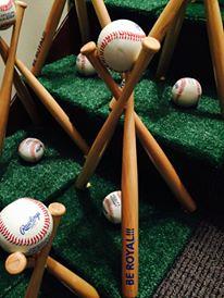 Custom Baseball Piece
