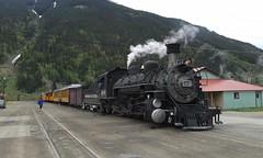 DSNG486SilvertonCO6-13-15 (railohio) Tags: colorado silverton trains steam narrowgauge riogrande dsng durangosilvertonnarrowgauge 061315 trains75