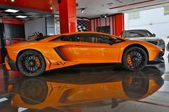 Lamborghini Aventador SV used