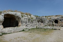 40078294 (wolfgangkaehler) Tags: italy greek italian europe european tomb unescoworldheritagesite limestone syracuse sicily tombs archeologicalpark sicilian greekruins sicilyitaly