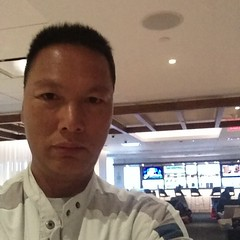 At the Star Lounge in LAX waiting for my flight to Japan.
