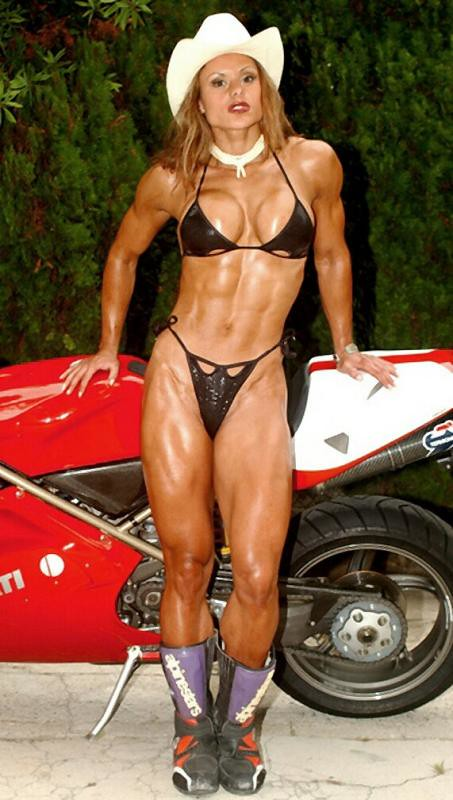 women mature fitness models
