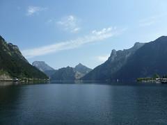 Traunsee (SebastianBerlin) Tags: lake salzburg austria see sterreich ebensee salzkammergut 2015 traunsee