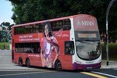 SBS Transit Volvo B9TL Wright Eclipse Gemini II (nighteye) Tags: bus eclipse volvo singapore wright sbstransit mdis b9tl geminiii eurov managementdevelopmentinstituteofsingapore service165 weg2  sbs3002b