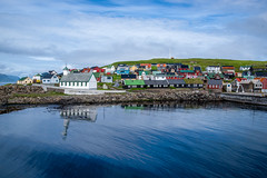 Nolsoy: The village - not much else (jaeschol) Tags: atlantic faroeislands faroe nolsoy nlsoy streymoy