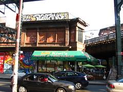 (Billy Danze.) Tags: new york brooklyn graffiti kez kez5 plantano