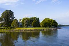 Temiskaming Shores (akosfeh) Tags: lake ontario canada nikon waterfront shores northernontario temiskaming newliskeard d40 temiskamingshores