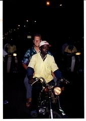Motor cycle transport, Benin