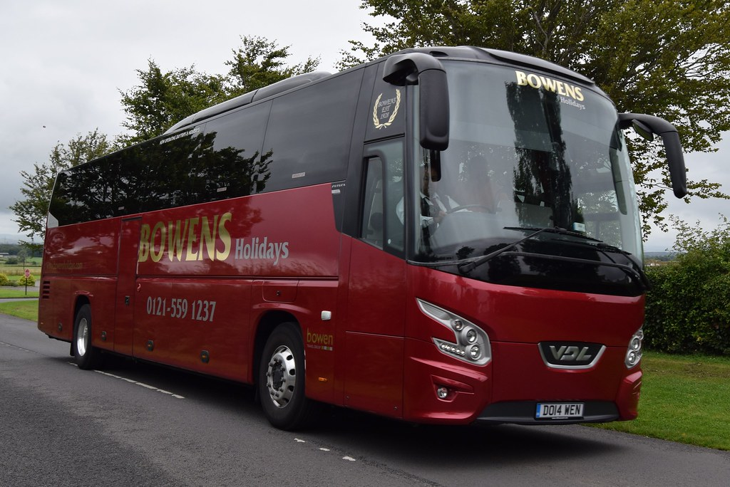 Bowens Coach Tours