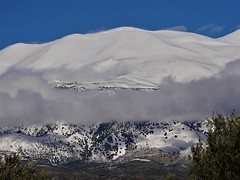 Mountains clouds and snow (brianshipman18) Tags: allnaturesparadise snow crete greece