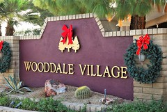 20161214   Wooddale Village Sign (lasertrimman) Tags: 20161214 wooddale village retirement community wooddalevillageretirementcommunity suncity az sign wooddalevillagesign ruth