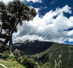 Volcano Tungurahua (axelazni) Tags: volcan nature landscape wild color colors traval trip america ecuador world sky clouds beautiful
