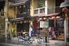 DSC_2016 (Kent MacElwee) Tags: vietnam sea asia southeastasia hoian centralvietnam oldquarter rain bike bicycle lantern