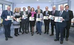 Vorstellung der REGIONALE-Bewerbung im Landtag
