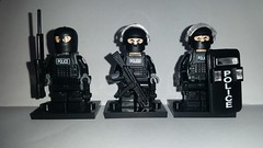 SAT (影Shadow98) Tags: lego special forces minifigcat tinytactical brickarms sat japanese