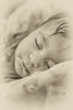 Serenity (Dave Linscheid) Tags: baby child sleep blackandwhite christmasday butterfield watonwancounty mn minnesota usa