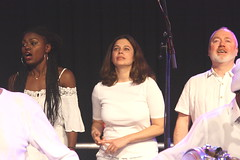 London Lucumi Choir (2016) 04 (KM's Live Music shots) Tags: worldmusic greatbritain afrocubanmusic choir orishasongs londonlucumichoir fridaytonic southbankcentre