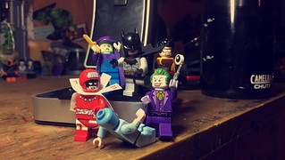 Batman and Friends (setup)