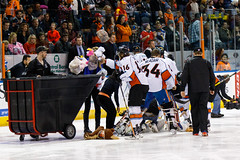 "Missouri Mavericks vs. Wichita Thunder, January 7, 2017, Silverstein Eye Centers Arena, Independence, Missouri.  Photo: John Howe / Howe Creative Photography • <a style=""font-size:0.8em;"" href=""http://www.flickr.com/photos/134016632@N02/31872455190/"" target=""_blank"">View on Flickr</a>"