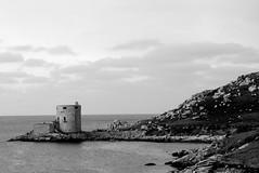 Cromwell's Castle (NSPaul) Tags: cromwellscastle tresco islesofscilly blackandwhite
