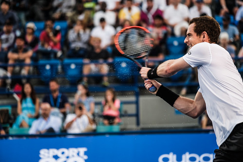 "Andy Murray's backhand on Impact with the ball • <a style=""font-size:0.8em;"" href=""http://www.flickr.com/photos/125636673@N08/31990141475/"" target=""_blank"">View on Flickr</a>"