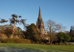 2016_12_0628 (petermit2) Tags: chapelofstmarythevirgin stmarythevirgin saintmary church chapel clumberpark clumber sherwoodforest sherwood nottinghamshire nationaltrust nt