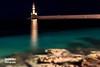 Chania Harbor (Andreas Iacovides) Tags: ngc greece chania harbor nightshot canon 5d mark iii long exposure island night calmness