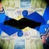 [VAeD] Chiesa di Santa Croce (Urca) Tags: holgalomo1001201710002ao holga lomo doppiaesposizione doubleexposure analogico 120 6x6 square medium film aosta italia 2016 valledaosta chiesadisantacroce
