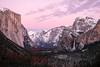 Yosemite moments after sunset (Nigel Danson) Tags: yosemite yosemitevalley sunset purple tones