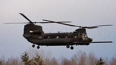 BLACK OPS (Kaiserjp) Tags: 160thsoar ch47 chinook ftlewis grayaaf jblm mh47g usarmy boeing specops specialoperations helicopter transport black puyallup thunfield kplu