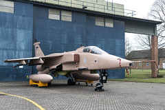 Jaguar (Kevin John Hughes) Tags: jaguar tornado timeline raf cosford rafcosford royalairforce pilots engines jets aircraft