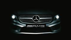 Mercedes (Josue Guerra Fotografia) Tags: car power mercedes amg sport line low key