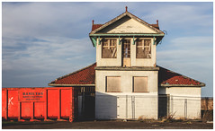 Pavilion, Dunbar-2 (Gordon_Farquhar) Tags: dunbar west barns beach lothian ness lighthouse torness power station scotland scottish east coast
