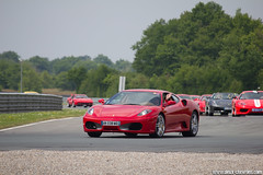 Sport & Collection 2013 - Ferrari F430 (Deux-Chevrons.com) Tags: ferrarif430 ferrari430 ferrari f430 430 car coche voiture auto automobile automotive classic classique ancienne collection collectible collector oldtimer sportcollection poitiers france levigeant circuit race racing racetrack