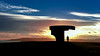 Solitario (jbt2011) Tags: españa gijón amanecer nubes gijon elogio principadodeasturias