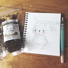 ซื้อขนมแถมแมว #แฟนคลับสีน้ำขอมา #polarbeareatsclean #eatcleanbaby #granola #homemadegranola #eatcleanthailabd #HealthyMary