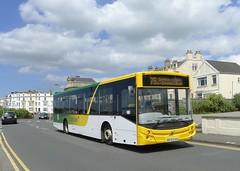 BT63UUX Webberbus , Bridgwater (neiljennings51) Tags: sea bus somerset service 75 burnham psv pcv highbridge bridgwater sedgemoor webberbus